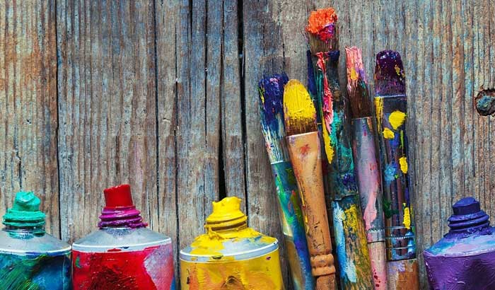 can you clean oil paint brushes with olive oil