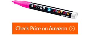 artiqo paint metal pens