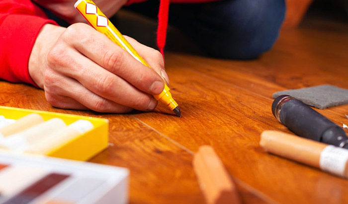 best furniture touch up markers