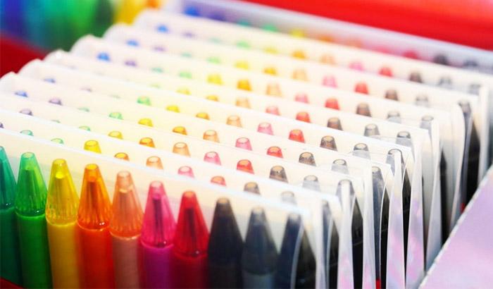 best metallic outline markers