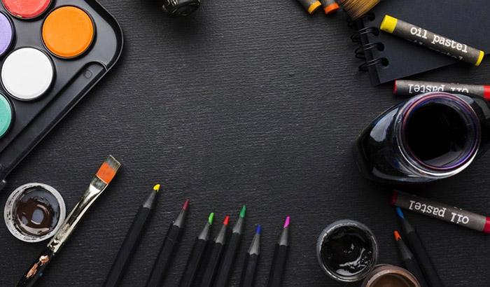 best pens for black paper