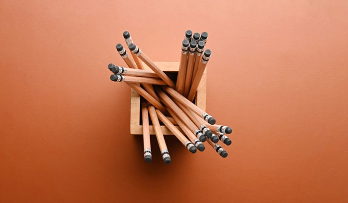 brown marker for furniture