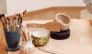 how to harden non-hardening clay