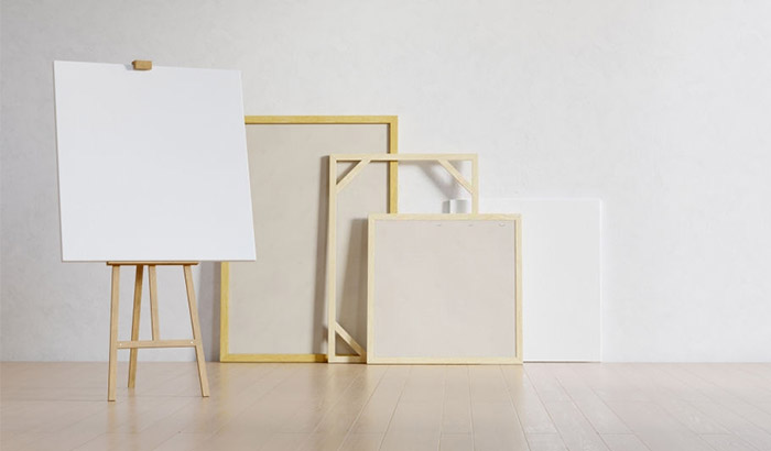 how to use canvas stretcher bars