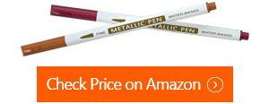 lineon metallic marker pens