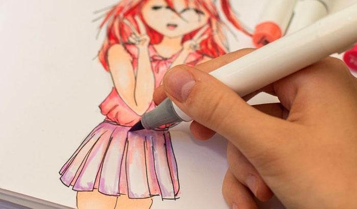 best blendable markers