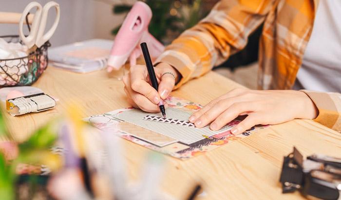 best pen for writing on cardstock