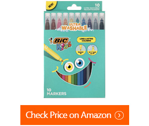 bic kids coloring markers
