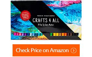 crafts 4 all graffiti fabric markers pens