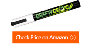 crafty croc wet erase liquid chalk markers