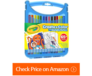 crayola create & color washable markers