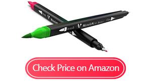 monelen coloring pens fine tip markers