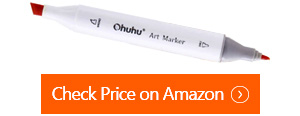 ohuhu skin tone markers
