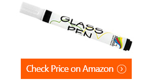 rainbow chalk markers glass pens