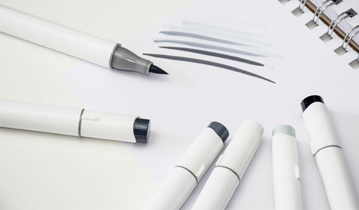 refill your copic marker with ink
