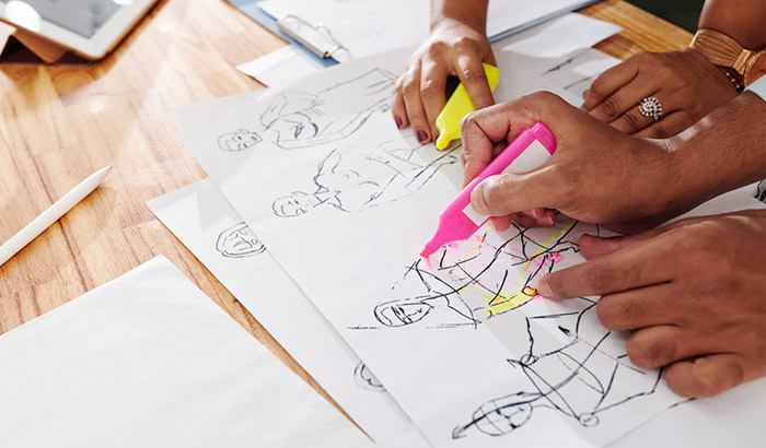 best markers for fashion design