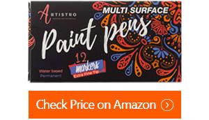 artistro acrylic paint markers