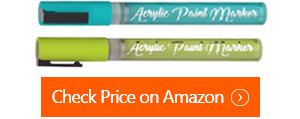 chalkola acrylic canvas paint pens