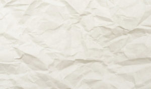 how to flatten wrinkled paper