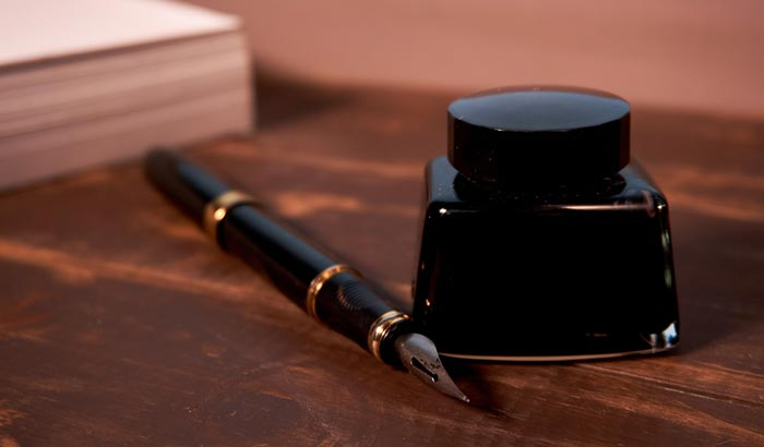 how to make ink for fountain pen
