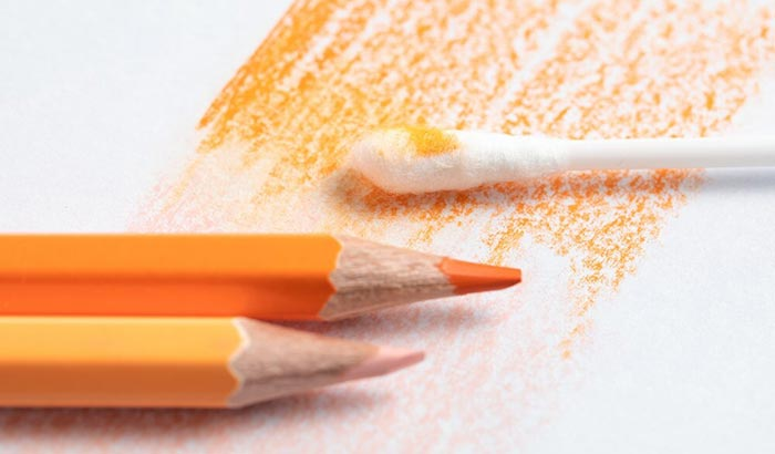 how to mix color pencils