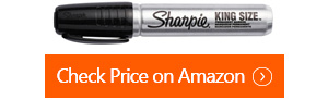 sharpie 15661pp king size permanent markers