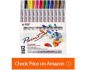 tfive tf001 paint pens paint markers