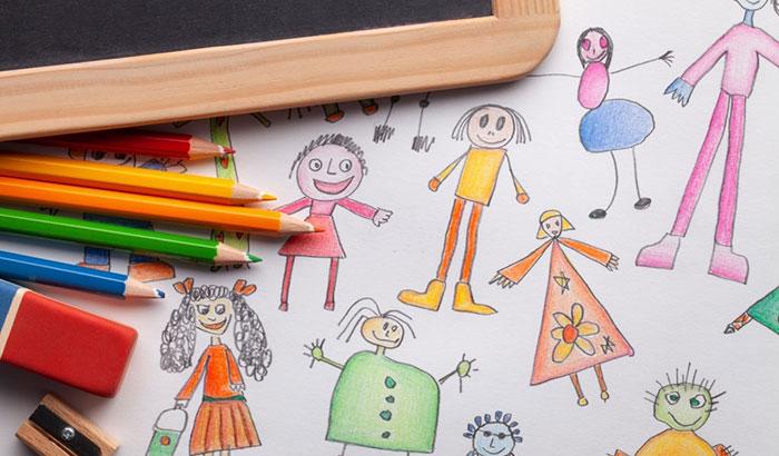 are colored pencils erasable