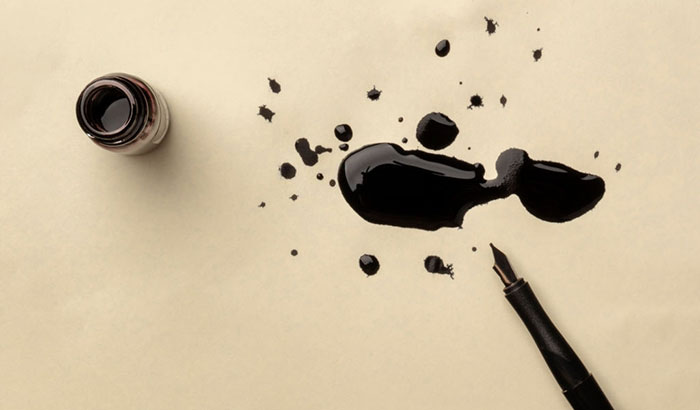 how to put ink in a calligraphy pen with ink cartridges