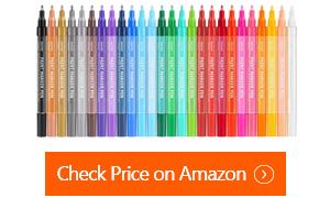 niutop fine tip acrylic paint pens