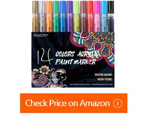 reaeon wood paint pens
