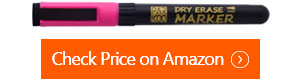 parkoo magnetic low odor whiteboard markers