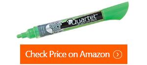 quartet glass whiteboard markers